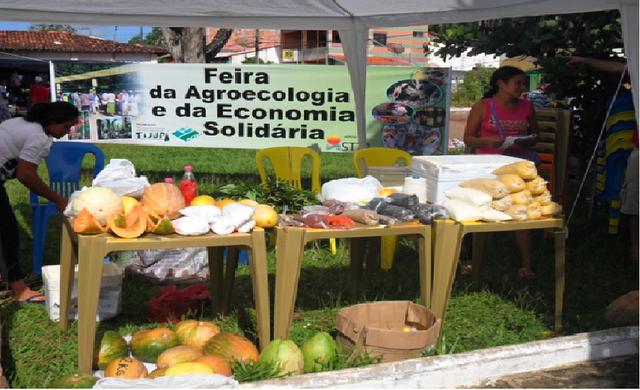 feira agroecologica