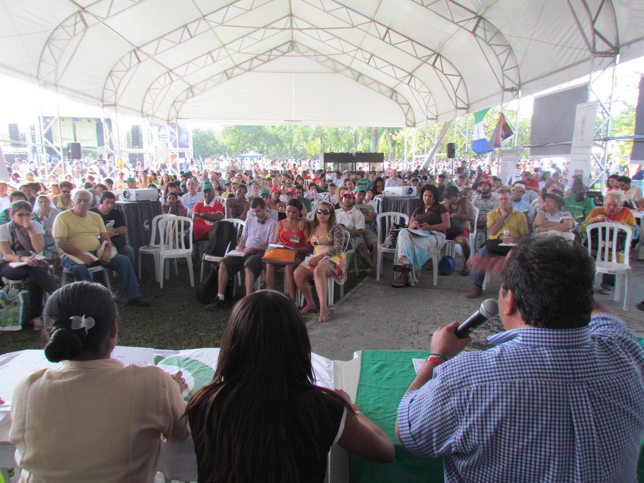 plenaria soberania alimentar