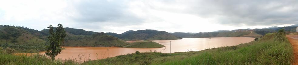 lago bauxita