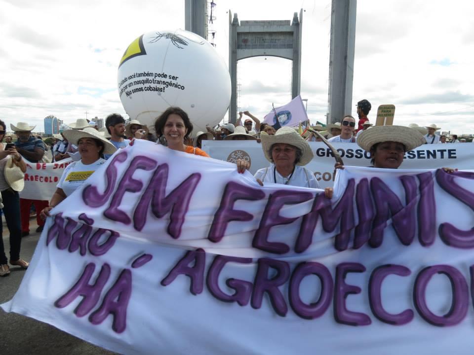 feminismo agroecologia