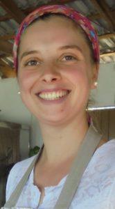 Amanda Beng Marfil, de 27 anos, moradora de Bocaiúva do Sul, no Paraná. Foto: Arquivo pessoal Amanda.