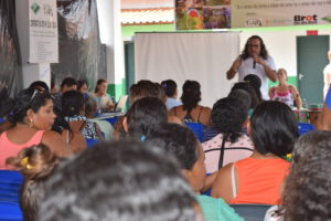 Carlos Pereira, da ONG Tijupá, do Maranhão. Foto: Arquivo Pessoal