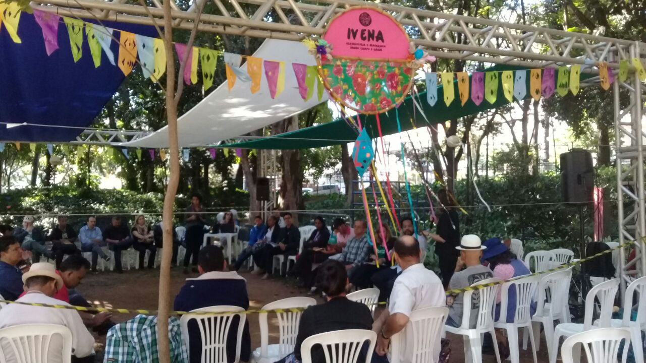 Seminário discute direitos humanos | Foto: Bernardo Brant
